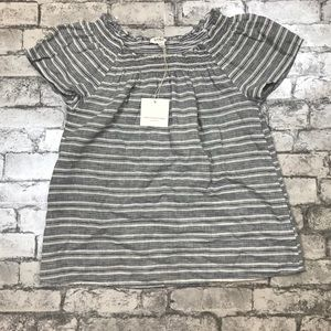 Beach Lunch Lounge Fringe Casual Top